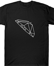 Elite spaceship t-shirt