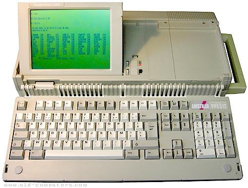 A quel age avez vous eu votre premier ordinateur? Amstrad_PPC512_Running_s1