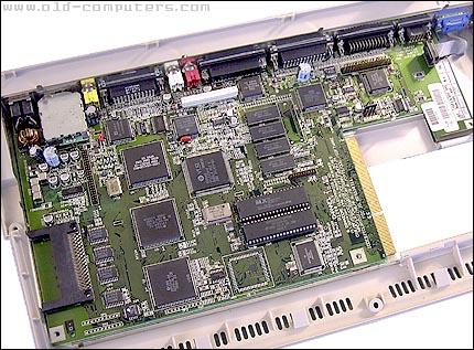 Amiga 1200 motherboard
