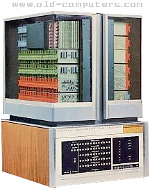 OLD-COMPUTERS COM Museum ~ Digital Equipment Corporation PDP-8