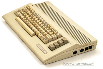OLD-COMPUTERS.COM Museum ~ Commodore C64C