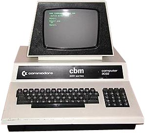 OLD-COMPUTERS.COM Museum ~ Commodore PET 30xx