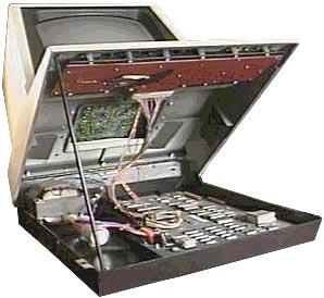 OLD-COMPUTERS.COM Museum ~ Commodore PET / CBM 40xx pictures