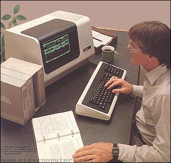 OLD-COMPUTERS COM Museum ~ Digital Equipment Corporation VT