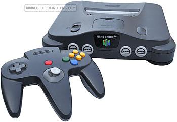 OLD-COMPUTERS.COM Museum ~ Nintendo Nintendo 64