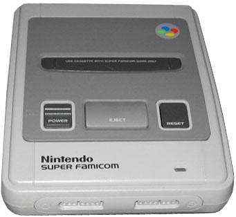 NINTENDO > Super Famicom