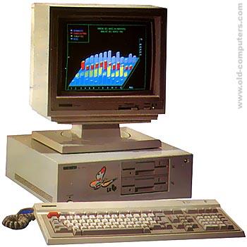 OLD-COMPUTERS COM Museum ~ Toshiba PASOPIA 16 / T300 / PAP